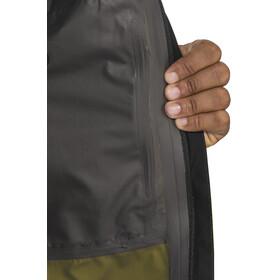 GORE WEAR C3 Gore-Tex Paclite Hooded Jacket Herre neon yellow/black